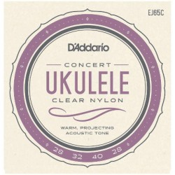 EJ65C Cordas Ukulele Concerto