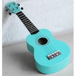 Ukulele soprano Azul c/Saco
