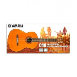 Yamaha C40 Standard Pack