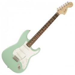 Fender Squier Affinity Stratocaster LRL Surf Green
