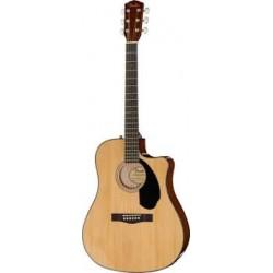 Guitarra  Electroacústica Fender CD-60SCE