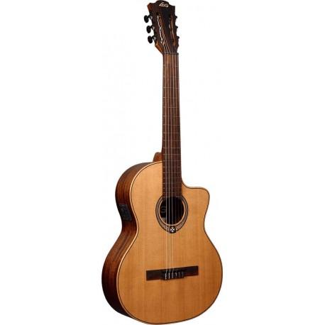 Guitarra  Electroacústica LAG OC170CE Occitania