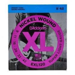 D`Addário EXL120