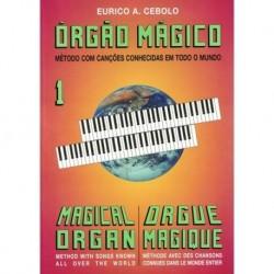 Orgão Mágico nº1