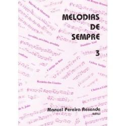 Melodias de Sempre nº 3